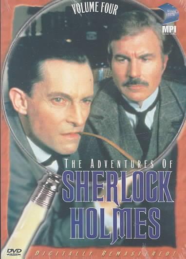 ADVENTURES OF SHERLOCK HOLMES VOL. 4 BY SHERLOCK HOLMES (DVD)