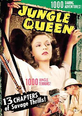 JUNGLE QUEEN BY ROMAN,RUTH (DVD)