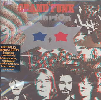 SHININ' ON BY GRAND FUNK RAILROAD (CD)